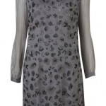 GREY KM SEQUIN DRESS