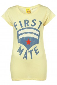 first mate t shirt