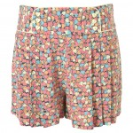 sherbert heart shorts