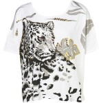 tiger sequin tee