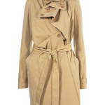 twist gorgeous beige raincoat 1 £185
