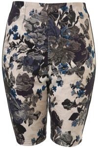brocade cycling shorts boutique £55