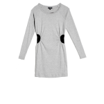 cotton lace -sweater-dress-grey dress topshop_2.jpg