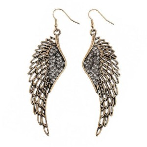 WINGS EARRINGS EDIT